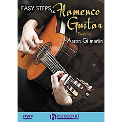 Homespun Easy Steps To Flamenco Guitar DVD (642029)