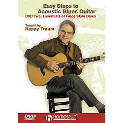Homespun Easy Steps to Acoustic Blues Guitar (DVD) (641835)