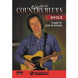 Homespun Electric Country Blues DVD 2 (641843)