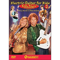 Homespun Electric Guitar For Kids, DVD Two (642050)