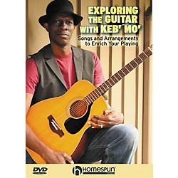 Homespun Exploring The Guitar with Keb' Mo' DVD with Tab (642030)