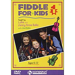 Homespun Fiddle For Kids, Lesson One (DVD) (641800)