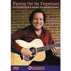 Homespun Figuring Out the Fingerboard (DVD) (641807)