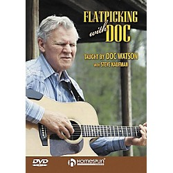 Homespun Flatpicking with Doc (DVD) (641621)