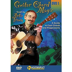 Homespun Guitar Chord Magic: Cool Chords 1 (DVD) (641888)