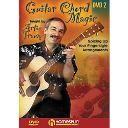 Homespun Guitar Chord Magic: Fingerstyle 2 (DVD) (641889)