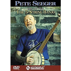 Homespun How to Play the 5-String Banjo (DVD) (641713)