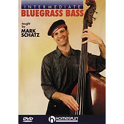 Homespun Intermediate Bluegrass Bass (DVD) (641788)