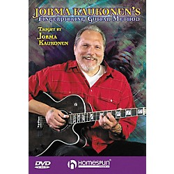 Homespun Jorma Kaukonen's Fingerpicking Guitar Method 2-Video Set (DVD) (641615)