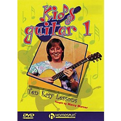 Homespun Kids' Guitar 1 (DVD) (641622)