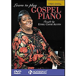 Homespun Learn To Play Gospel Piano 2 DVD Set (641579)
