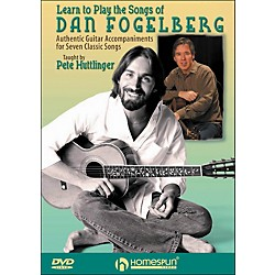Homespun Learn To Play The Songs Of Dan Fogelberg DVD By Pete Huttlinger (642123)