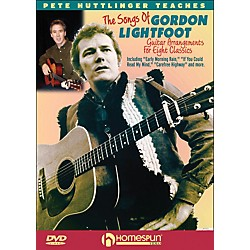 Homespun Learn To Play The Songs Of Gordon Lightfoot (DVD) (642065)