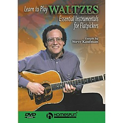 Homespun Learn to Play Waltzes (DVD) (641860)
