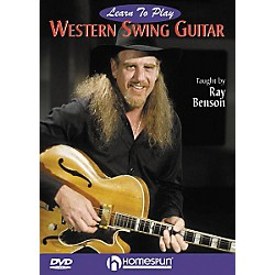 Homespun Learn to Play Western Swing Guitar (DVD) (641777)