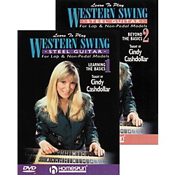 Homespun Learn to Play Western Swing Steel Guitar 2 DVD Set (641746)