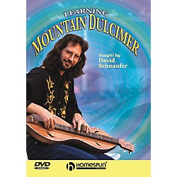 Homespun Learning Mountain Dulcimer Level 1-2 DVD (641894)