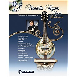Homespun Mandolin Hymns (Book/CD) (642081)