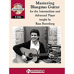 Homespun Mastering Bluegrass Guitar (6 CDs) (641526)