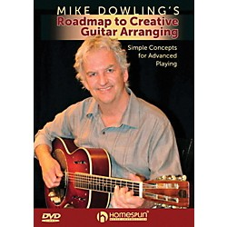 Homespun Mike Dowling's Roadmap To Creative Guitar Playing DVD (128096)