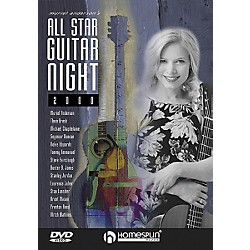 Homespun Muriel Anderson's All-Star Guitar Night, Concert 2000 (DVD) (641541)