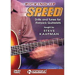 Homespun Picking Up Speed (DVD) (641678)