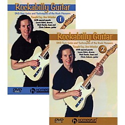 Homespun Rockabilly Guitar with Jim Weider 2 DVD Set (641749)