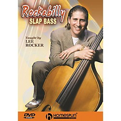Homespun Rockabilly Slap Bass (DVD) (641855)