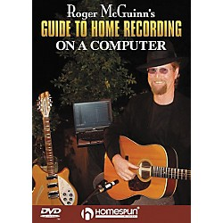 Homespun Roger McGuinn's Guide to Home Recording on a Computer (DVD) (641704)