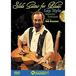 Homespun Slide Guitar for Blues Lap Steel DVD 2 with Tab (642024)