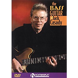 Homespun The Bass Guitar of Jack Casady (DVD) (641816)