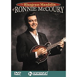 Homespun The Bluegrass Mandolin of Ronnie McCoury (DVD) (641650)
