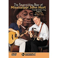 Homespun The Fingerpicking Blues of Mississippi John Hurt (DVD) (641731)