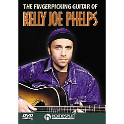 Homespun The Fingerpicking Guitar of Kelly Joe Phelps (DVD) (641555)