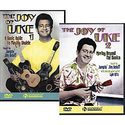 Homespun The Joy of Uke - Volume 1 and 2 (DVD) (641628)