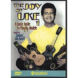 Homespun The Joy of Uke Volume 1 (DVD) (641626)