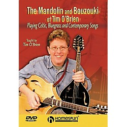 Homespun The Mandolin and Bouzouki of Tim O'Brien (DVD) (641661)