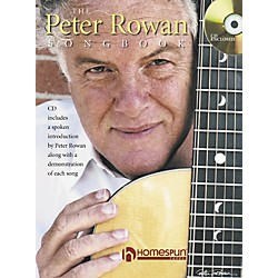 Homespun The Peter Rowan Guitar Tab Songbook (641918)