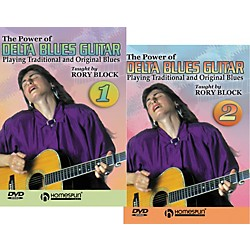 Homespun The Power of Delta Blues Guitar - 2 DVD Set (641890)