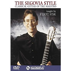 Homespun The Segovia Style (DVD) (641718)