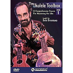 Homespun The Ukulele Toolbox 2-DVD Set (642176)