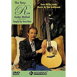 Homespun Tony Rice Guitar Method (2-DVD Set) (641536)