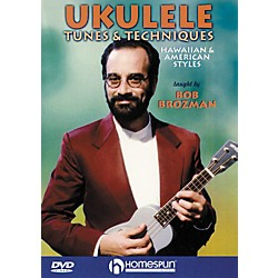 Homespun Ukulele Tunes and Techniques (DVD) (641791)