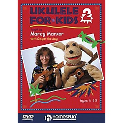 Homespun Ukulele for Kids - Lesson 2 (DVD) (641668)