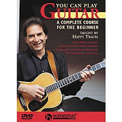 Homespun You Can Play Guitar (DVD) (641559)