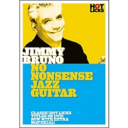 Hot Licks Jimmy Bruno: No Nonsense Jazz Guitar DVD (14017105)