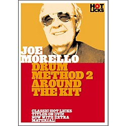 Hot Licks Joe Morello Drum Method 2: Around the Kit (DVD) (14021859)