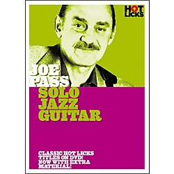 Hot Licks Joe Pass: Solo Jazz Guitar DVD (14025096)