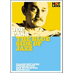 Hot Licks Joe Pass: The Blue Side of Jazz DVD (14025095)