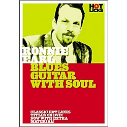 Hot Licks Ronnie Earl: Blues Guitar with Soul DVD (14009781)